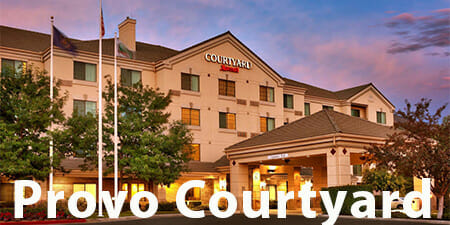 Provo Courtyard Marriott