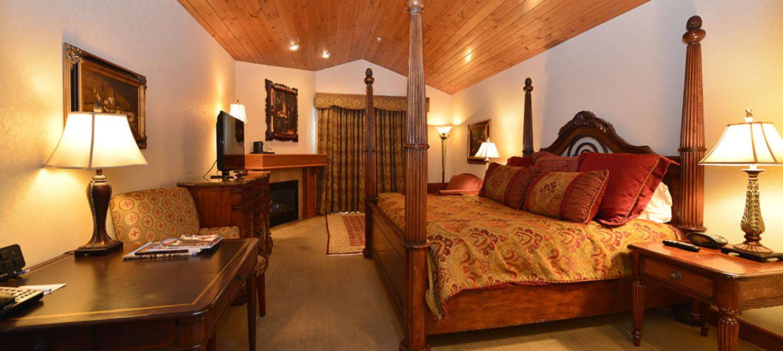 Zermatt Utah Penthouse Suite