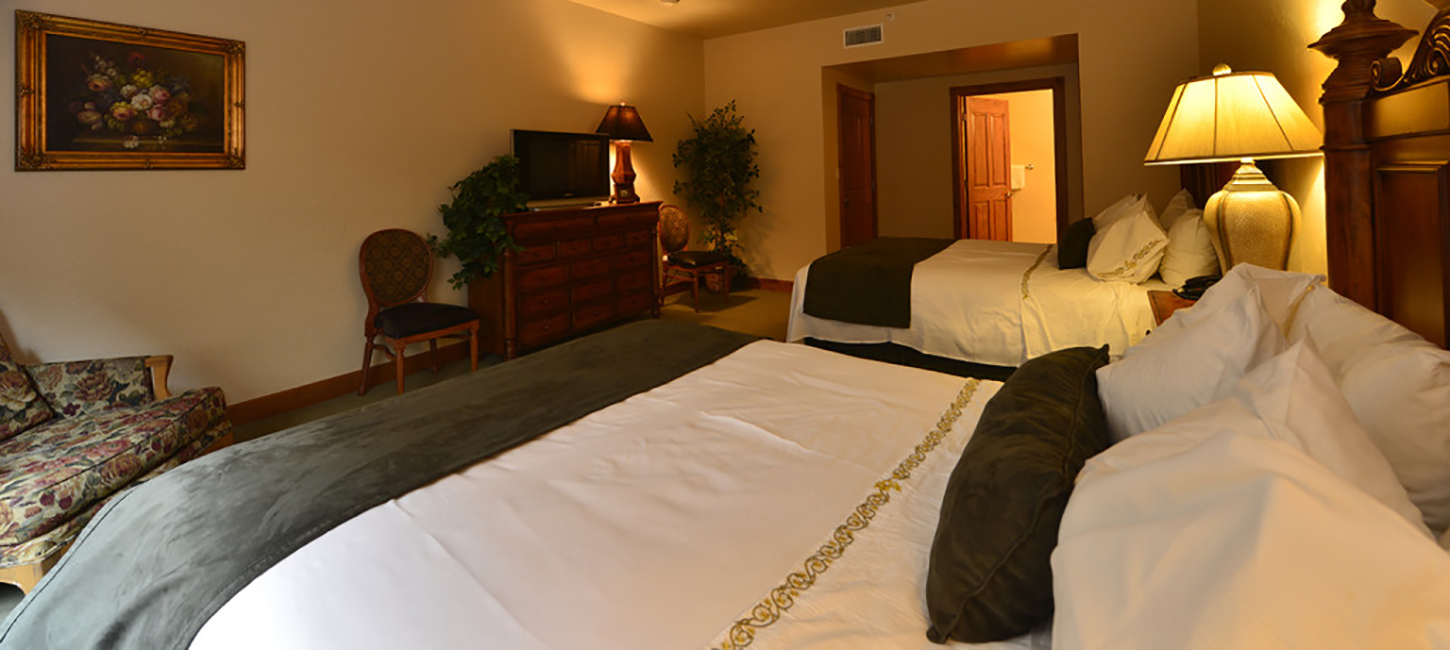 Zermatt Utah Wasatch Queen Room