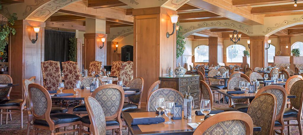 Restaurants Catering Zermatt Utah Resort Spa Midway Utah